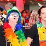 Die KSK feiert Karneval